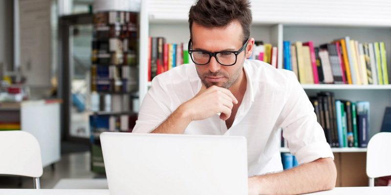 Как зарегистрироваться на бирже труда через Интернет